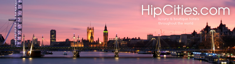 Luxury & Boutique hotels in London, United Kingdom - HipCities.com