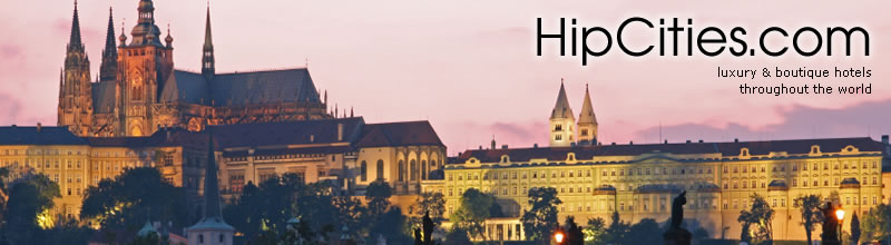 Luxury & Boutique hotels in Prague, Czech Republic - HipCities.com