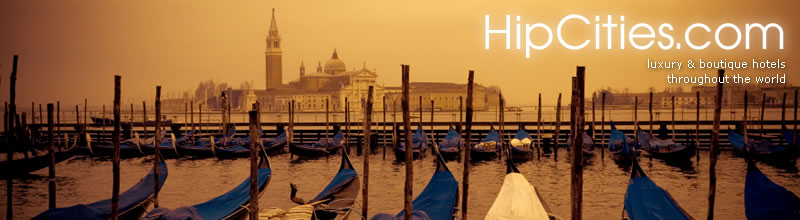 Luxury & Boutique hotels in Venice, Italy - HipCities.com